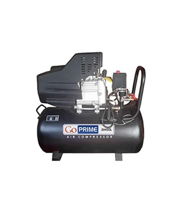 Goprime XLBM50L Air Compressor -2 5 hp: Buy Goprime XLBM50L