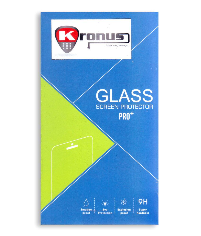 Kronus Tempered Glass Protector for Micromax A290 Canvas Knight Cameo