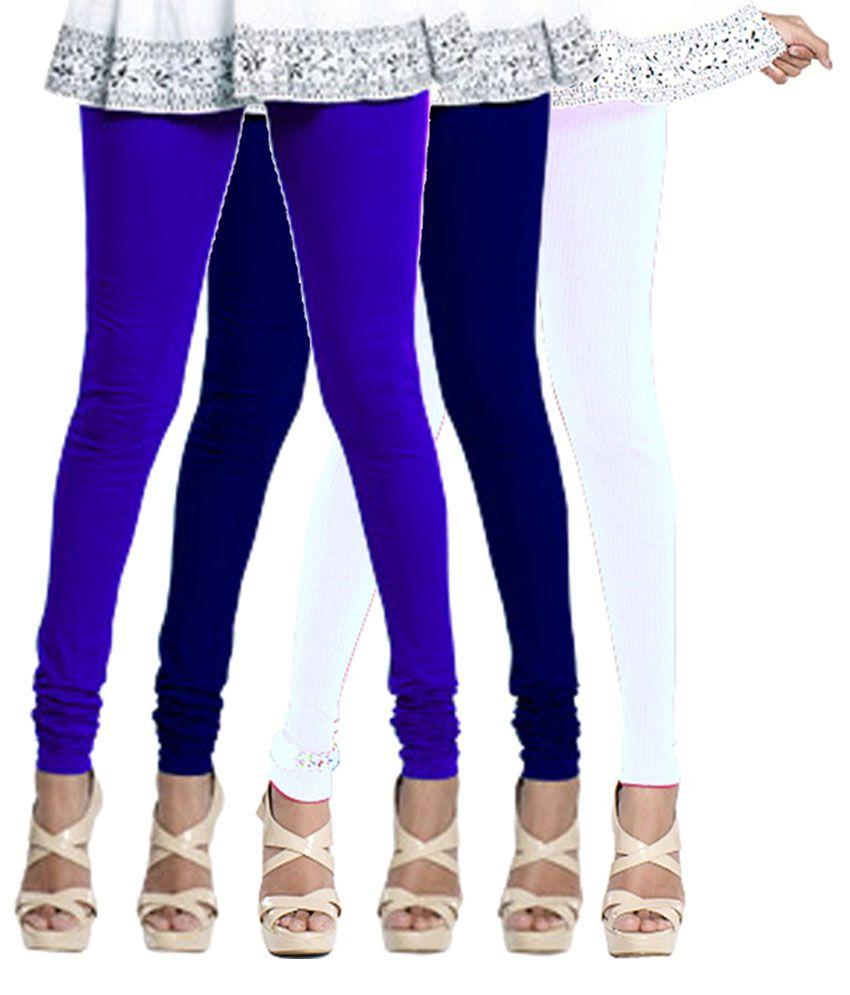 Notyet By US Multi Color Cotton Leggings