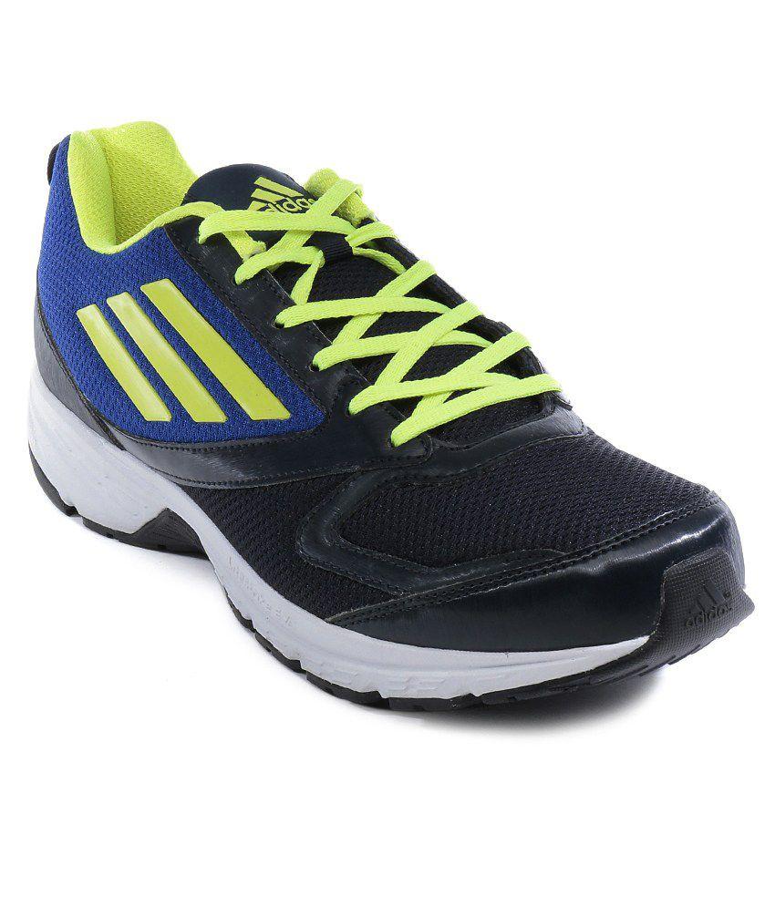 Adidas Adimus Black Sport Shoes ...