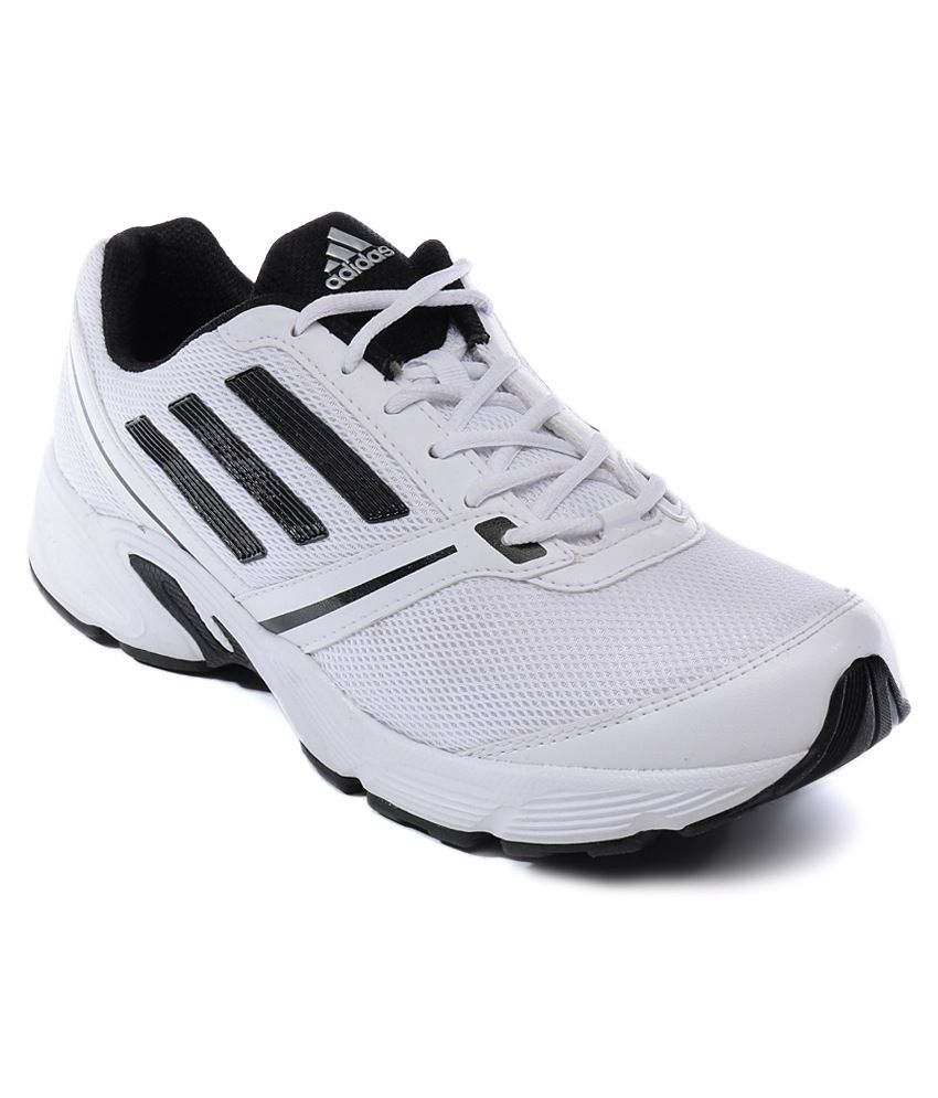 c36b765a4 Adidas Rolf White Sport Shoes - Buy Adidas Rolf White Sport Shoes Online at Best  Prices in India on Snapdeal