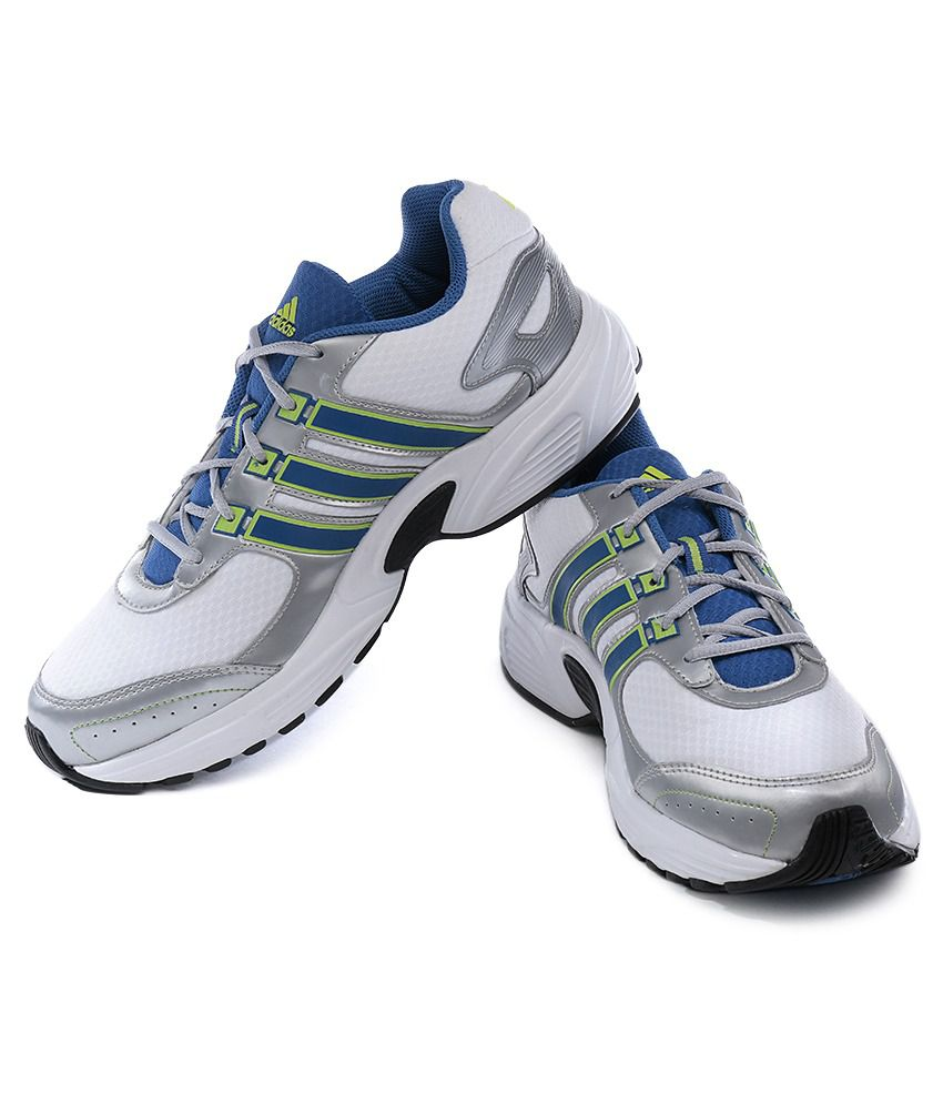 adidas sconfiggere white sport shoes