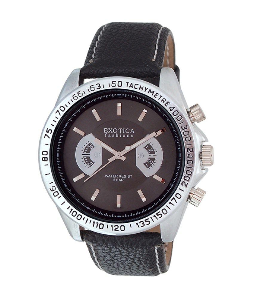 EFG-09-LS Basic Watch For Men