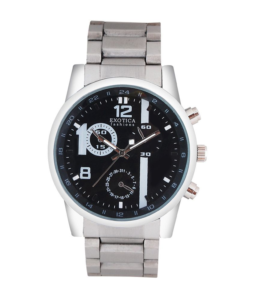 Exotica fashions analog watch for men 78
