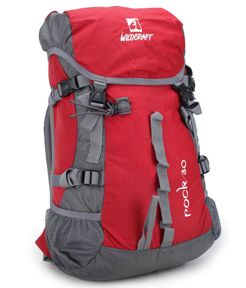 Wildcraft Rock Red Colour Travel Rucksack bag - Buy Wildcraft Rock Red  Colour Travel Rucksack bag Online at Low Price - Snapdeal c0186ea41f195