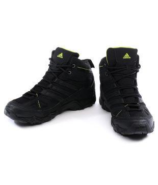 Adidas Xaphan Black Sport Shoes - Buy