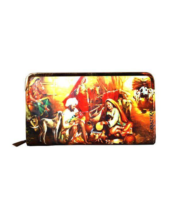 Choudhary Enterprises Old Memory Designer Women Wallet