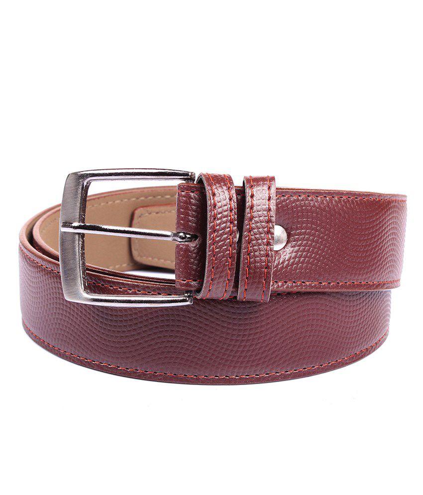 Fedrigo Brown Men Casual Belt