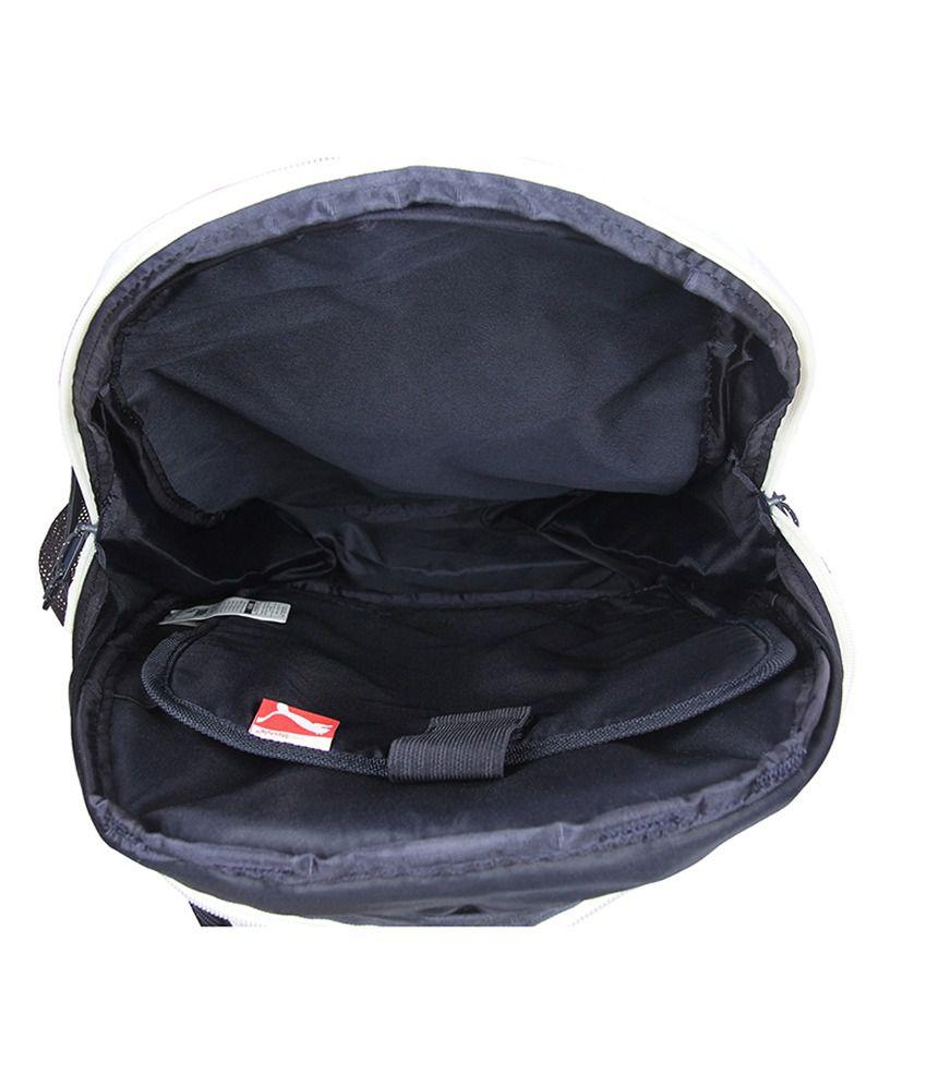 puma bmw bag grey