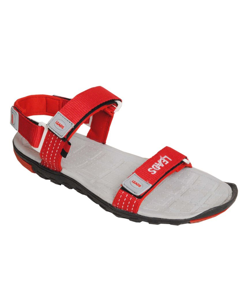 d0088e8b4295 Aqualite Leads Gray Floater Sandals - Buy Aqualite Leads Gray Floater  Sandals Online at Best Prices in India on Snapdeal