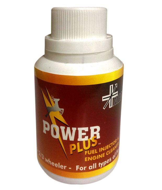 Power Plus Fuel Injector & Engine Cleaner, 2/3 wheeler