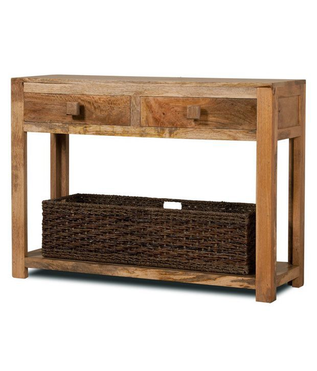 Holladay Solid Wood Console Table