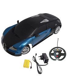 Navkar Blue Bugati Remote Control Car-5010 Model