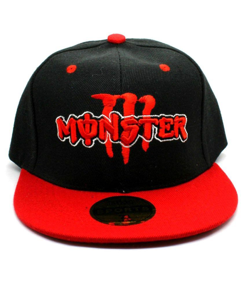 Black Color Hip Hop cap - Buy Online   Rs.  b93e156ef9e