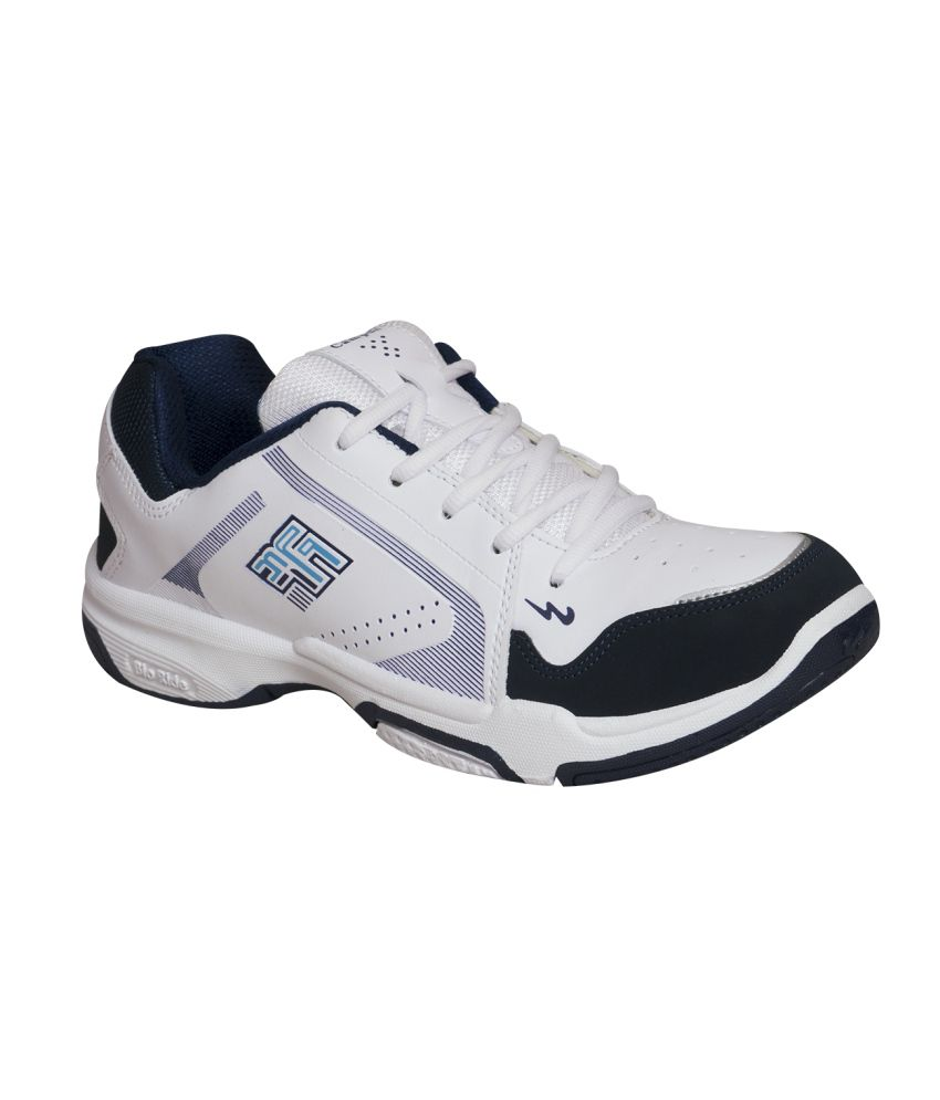 Campus Cps White Sport Shoes - Buy