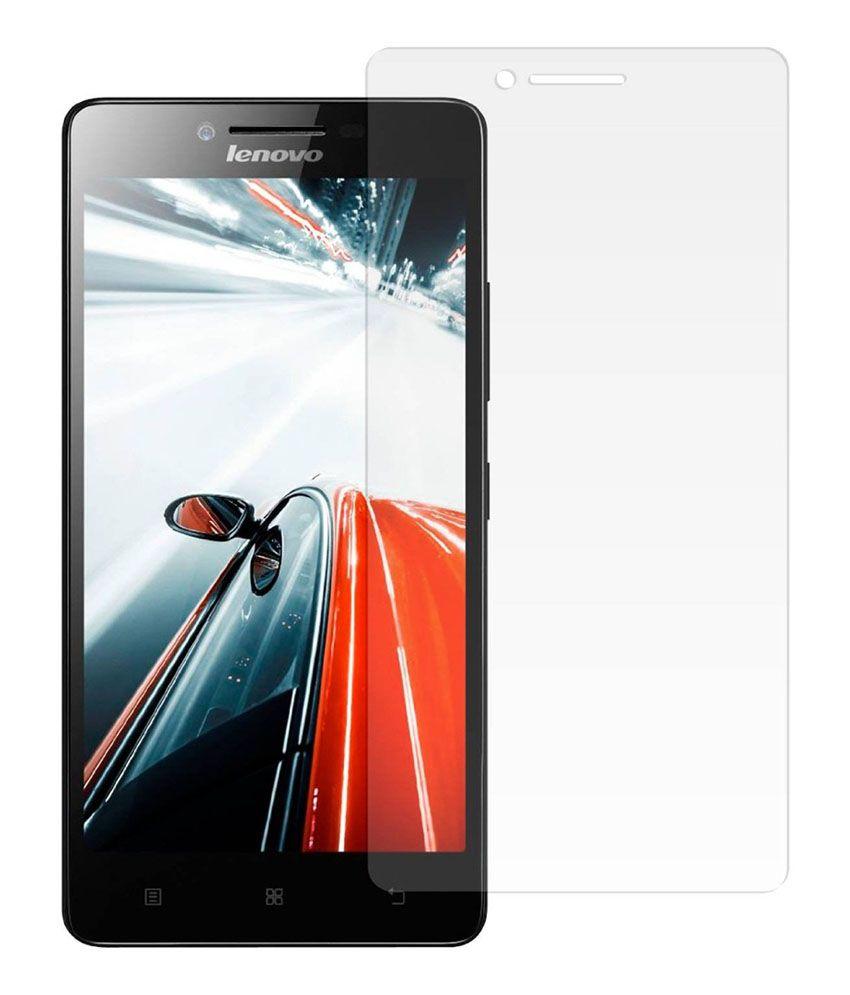 ShopSome Tempered Glass Screen Guard For Lenovo A6000