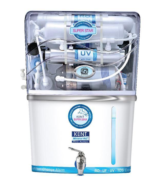 Kent super star 8 Ltrs UV RO UF Water Purifier