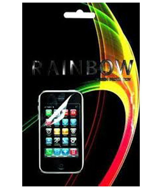 Rainbow Screen Guard For Lenovo A516