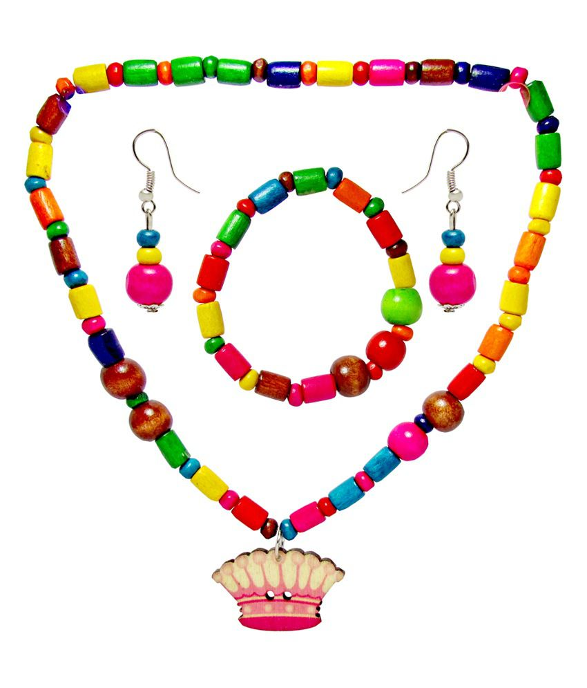 Jewelz Dressy Style Kids Necklace Set
