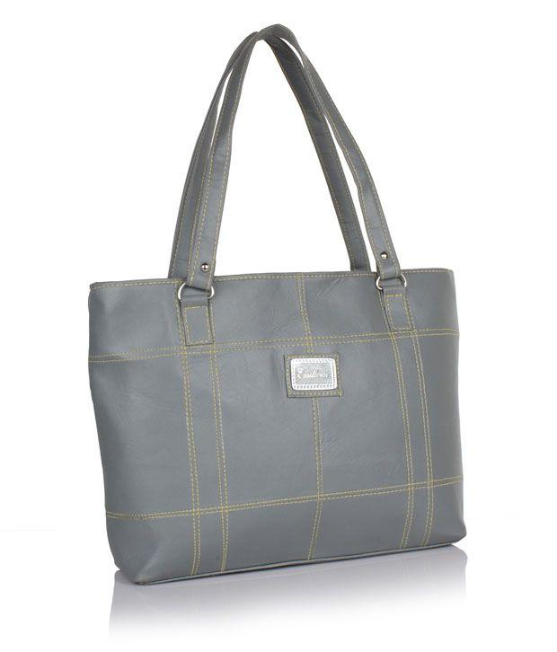 Jewel Fuel Shoulder Bag Gray 90725007