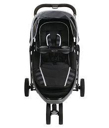 Modes Sport Click Connect Stroller-Rockweave