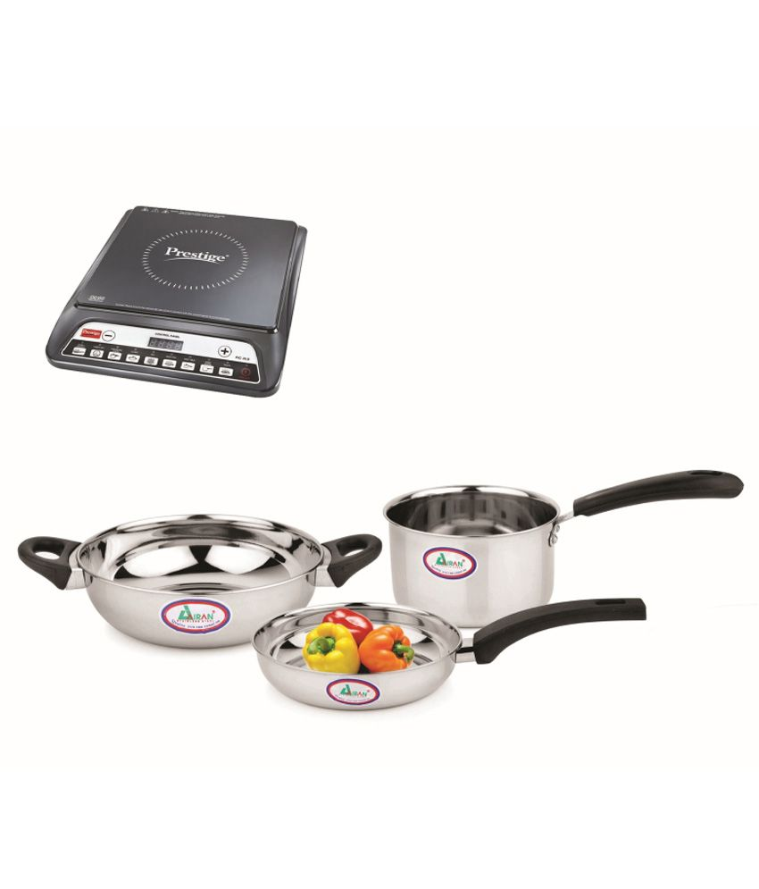 Prestige Pic 20.0 Induction Cookers and Induction Friendly ...
