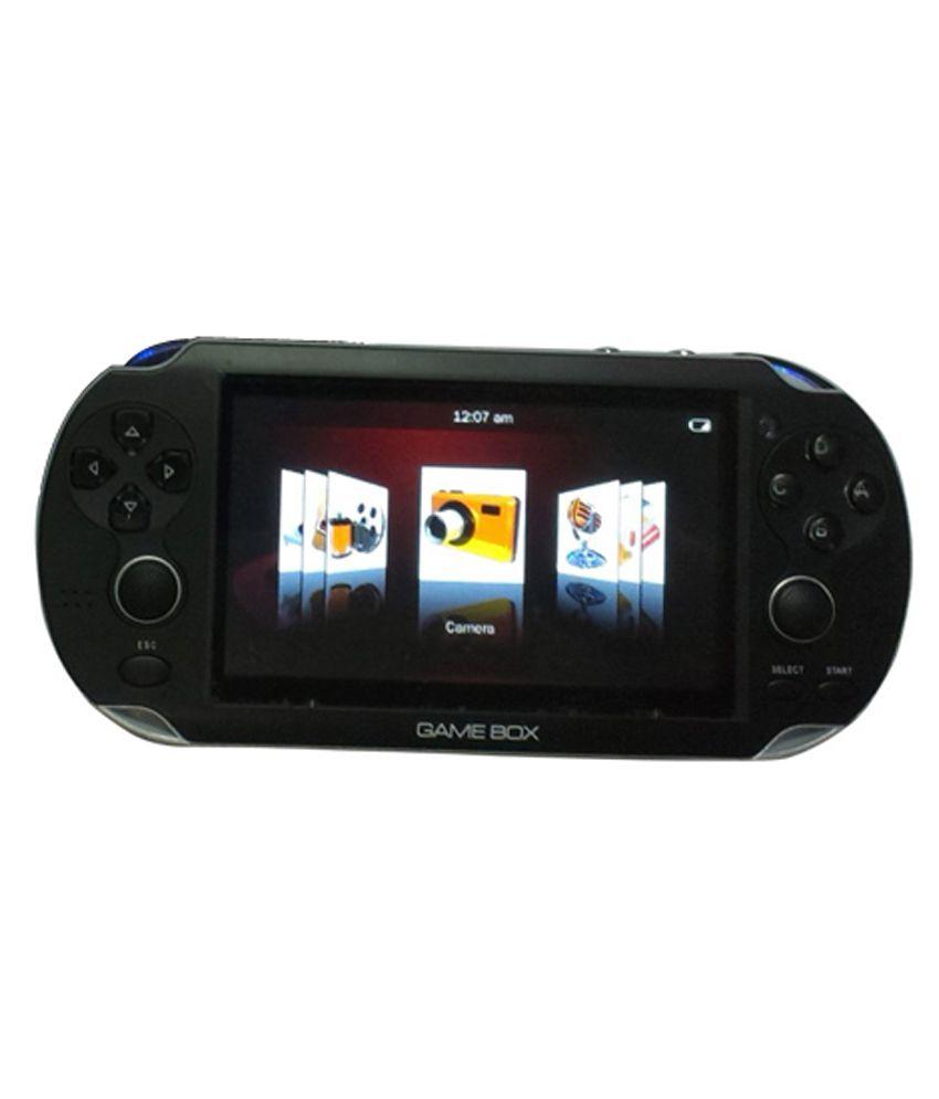 General AUX Game Box Xtreme 500 Pocket Game - Black