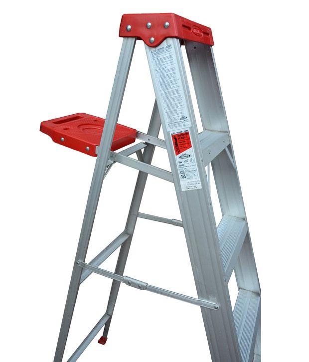 Werner Aluminium 6 Feet Step Ladder Buy Werner Aluminium