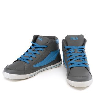 Fila Streetmate Gray \u0026 Royal Blue