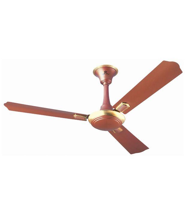 Bajaj Ceiling Fan 1200 MM Elegance Copper
