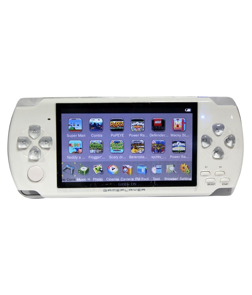 Bs Spy Soroo Psp Gaming Console