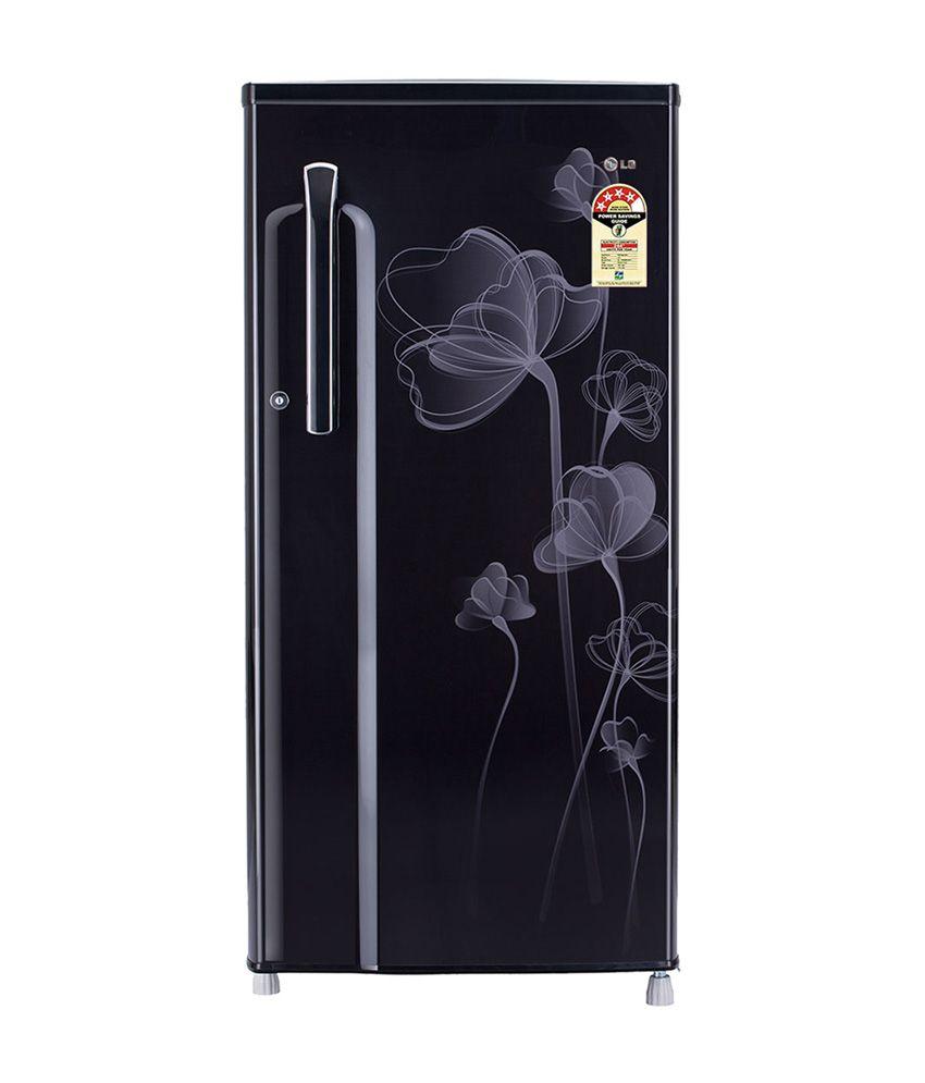 LG 188 LTR 4 Star GL-B191XVHP Direct Cool Refrigerator - Velvet Heart