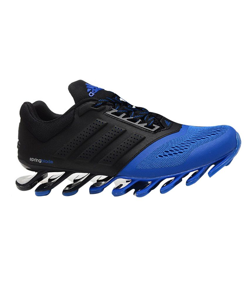 464dddae7d21 Adidas Blue Spring Blade Sports Shoes Adidas Blue Spring Blade Sports Shoes  ...