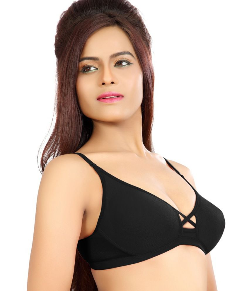 db0a9f9257d34 Buy alisha womens shirt bra tamana black online at best prices in india  snapdeal jpg 850x995