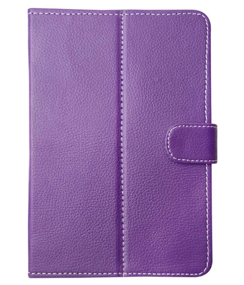 Fastway Flip Cover For Samsung Galaxy Tab 3 GT - P3200 - Purple