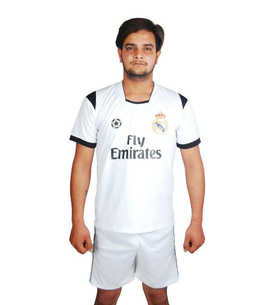 Navex White Polyester T Shirt
