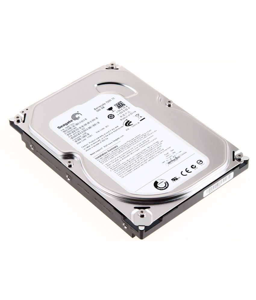 Seagate 500 GB SATA Desktop Internal Hard Disk