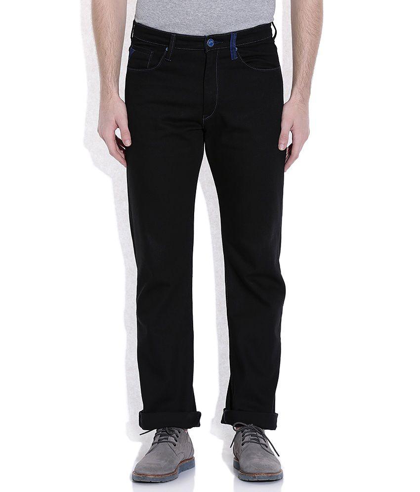 Lee Black Rodeo Regular Fit Jeans