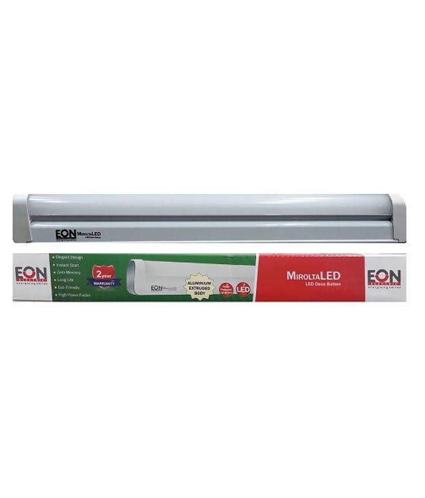 Exceptional EON White LED Tube Light   22 Watt