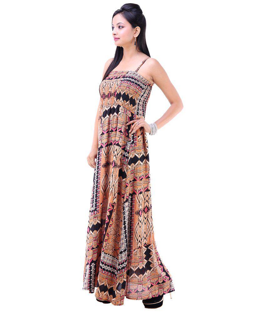 47ba3346b257a Goodwill Multicolor Viscose Dresses Goodwill Multicolor Viscose Dresses ...