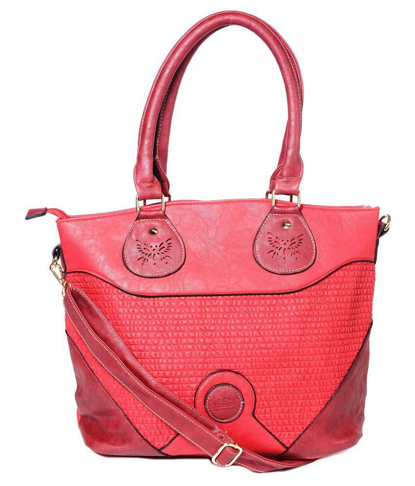 Hotberries Shoulder Bag-Red