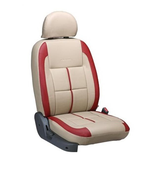 Vegas PU Leather Seat Cover For Maruti 800