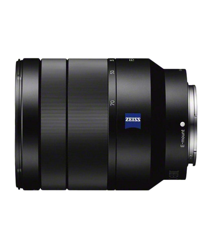 Sony Carl Zeiss 24-70 mm F4 Zoom Lens