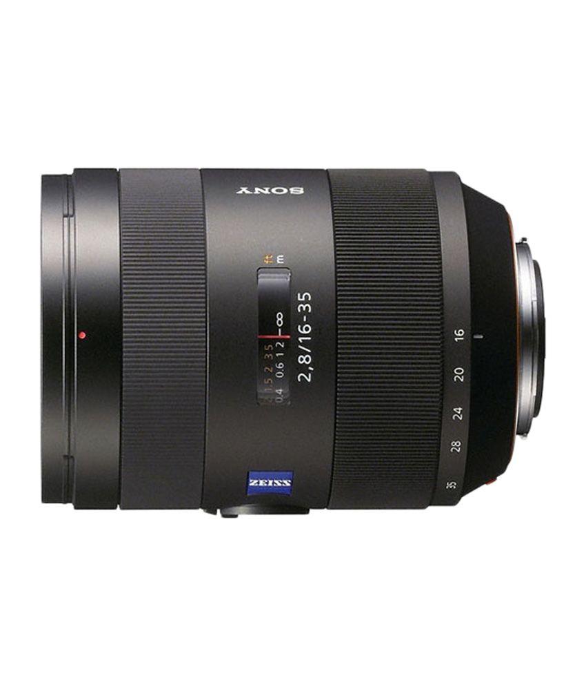 Sony Carl Zeiss Vario-Sonnar T 16-35 mm F2.8 ZA SSM Zoom Lens
