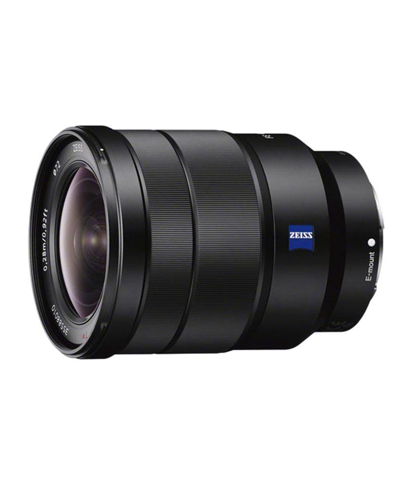 Sony Vario-Tessar T FE 16-35 mm F4 ZA OSS Zoom Lens