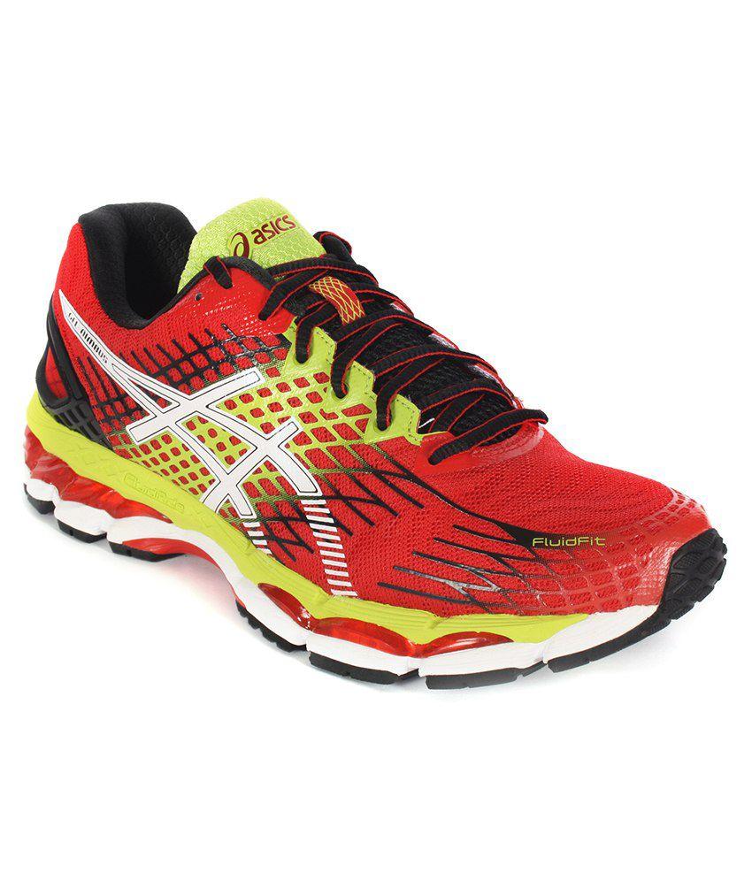 competitive price 112ce 52852 Asics Performance Gel Nimbus 17 Sport Shoes - Buy Asics ...