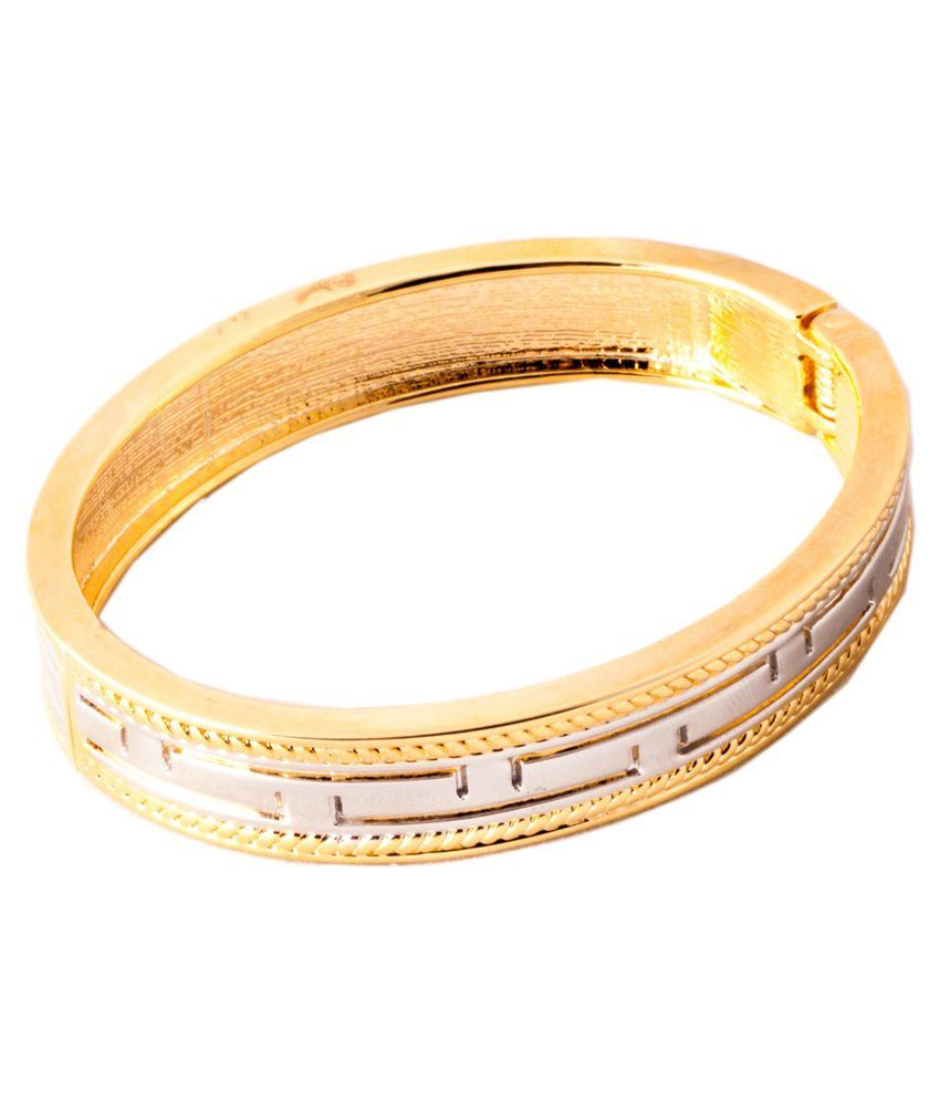 Boston Elites Silver Daily Wear Bracelet