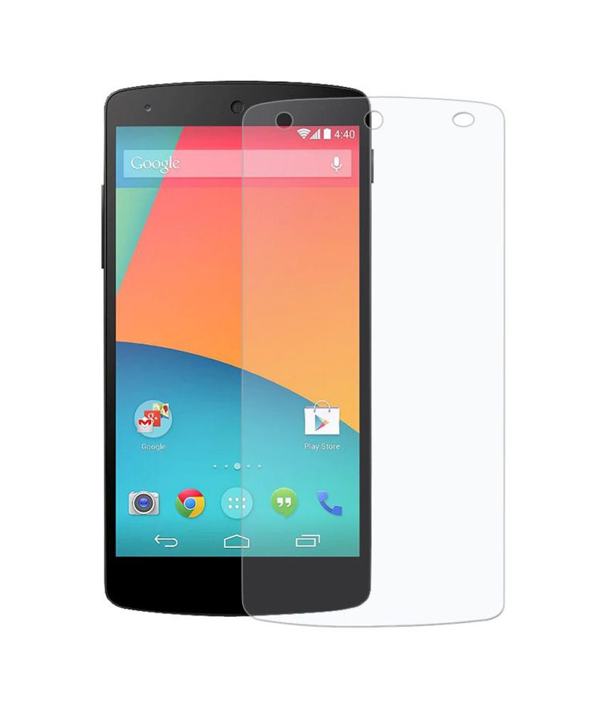 LG Google Nexus 5 (3 PCS) Screen Guard by Mob Star