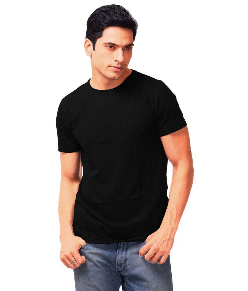 Purple Haze Clothing Smart Black T Shirt for Men