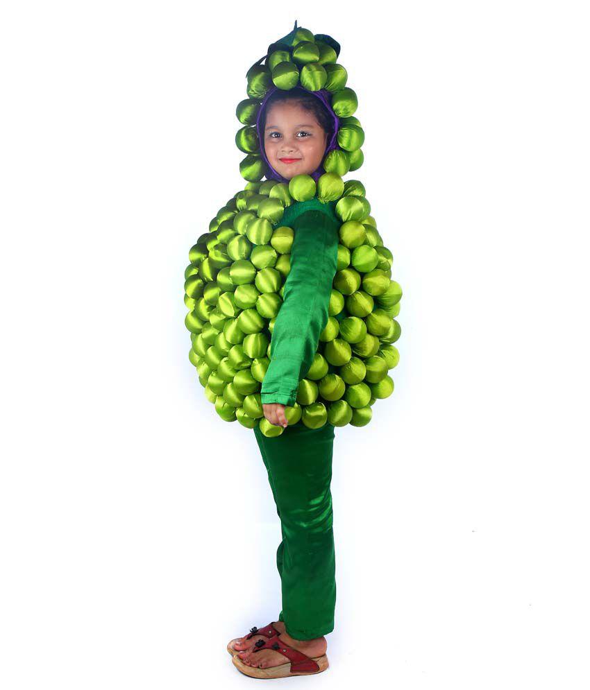 75d857dcda3367 Green Grapes Fruit Fancy Dress Costume For Kids - Buy Green Grapes ...